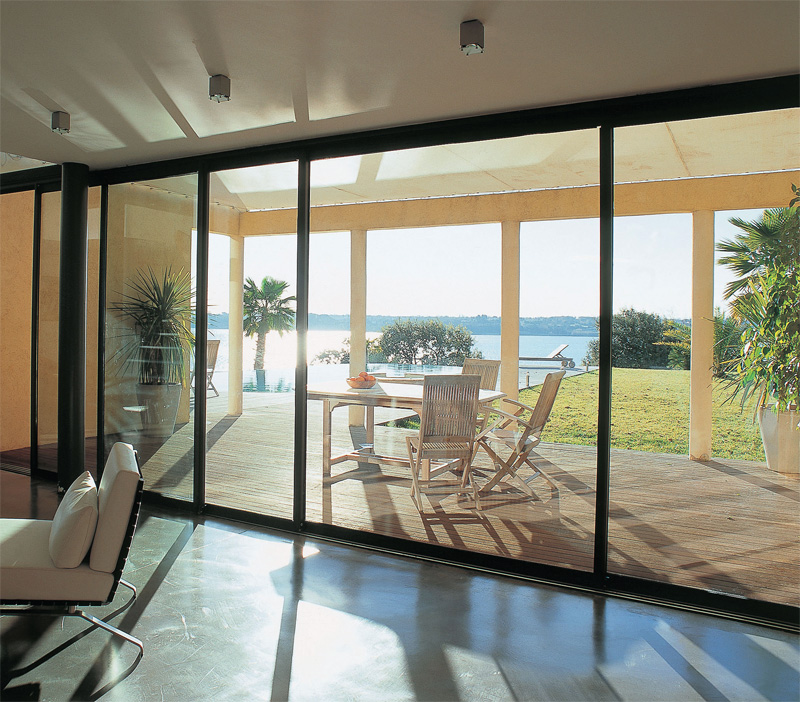 Triple Track Aluminium Patio Doors In The North West And Stockport